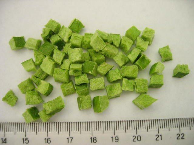 Green Bell Pepper Granular