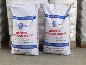 Water-Based Bentonite