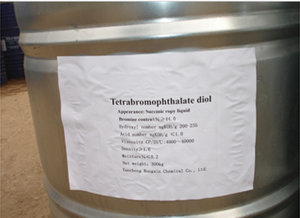 Diol of Tetrabromophthalic Anhydride B—627 LV